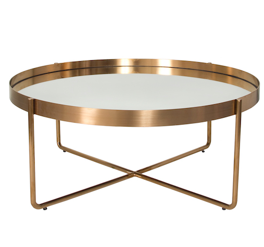 September coffee table